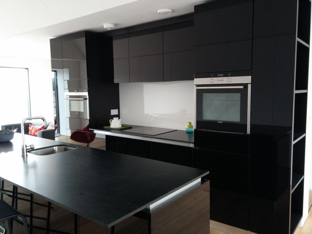 Black Kitchen Furniture