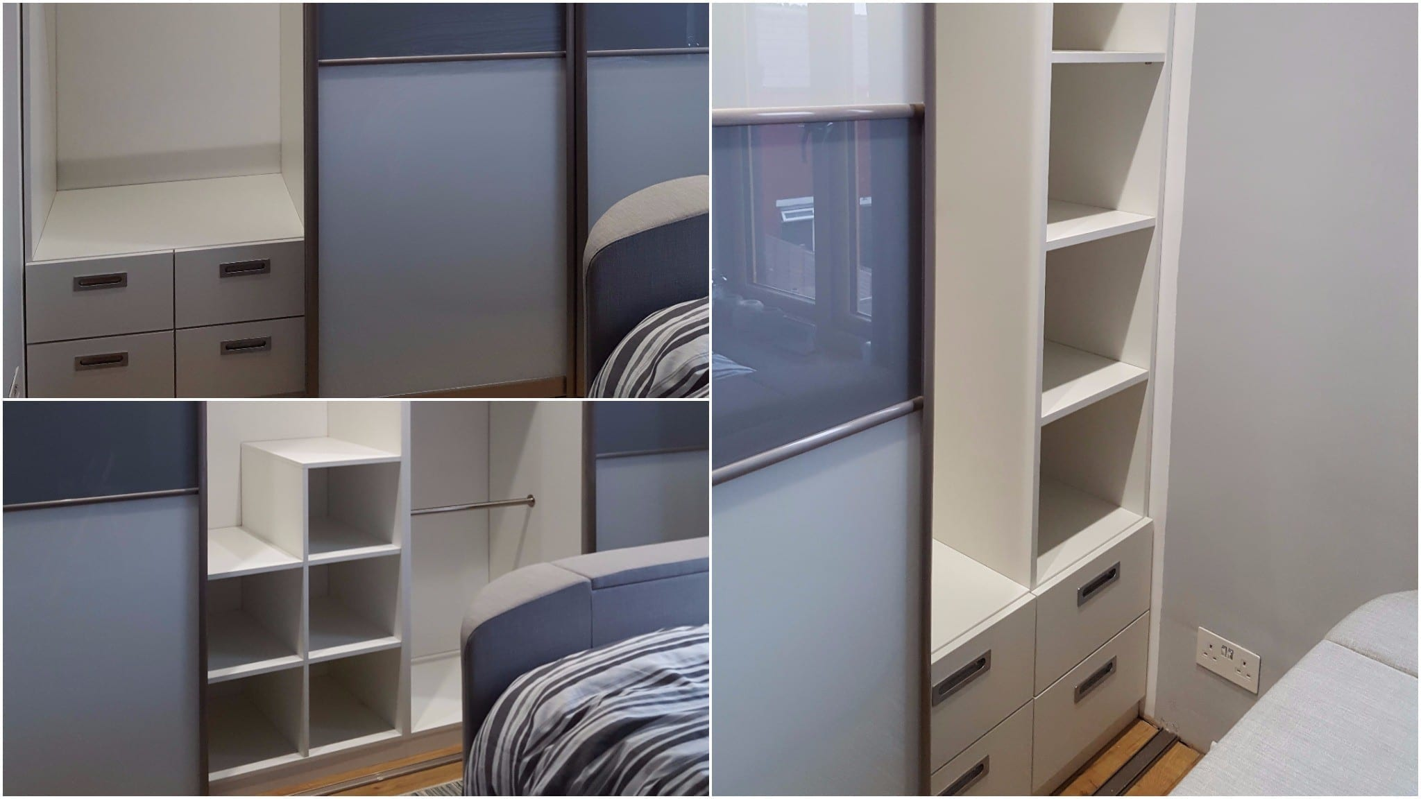 Sliding wardrobe ideas