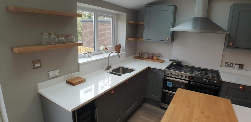House extension kitchen